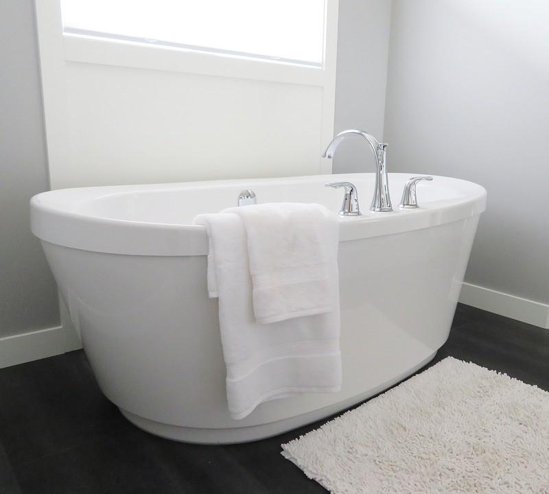 Ultieme luxe in de badkamer: een vrijstaand bad