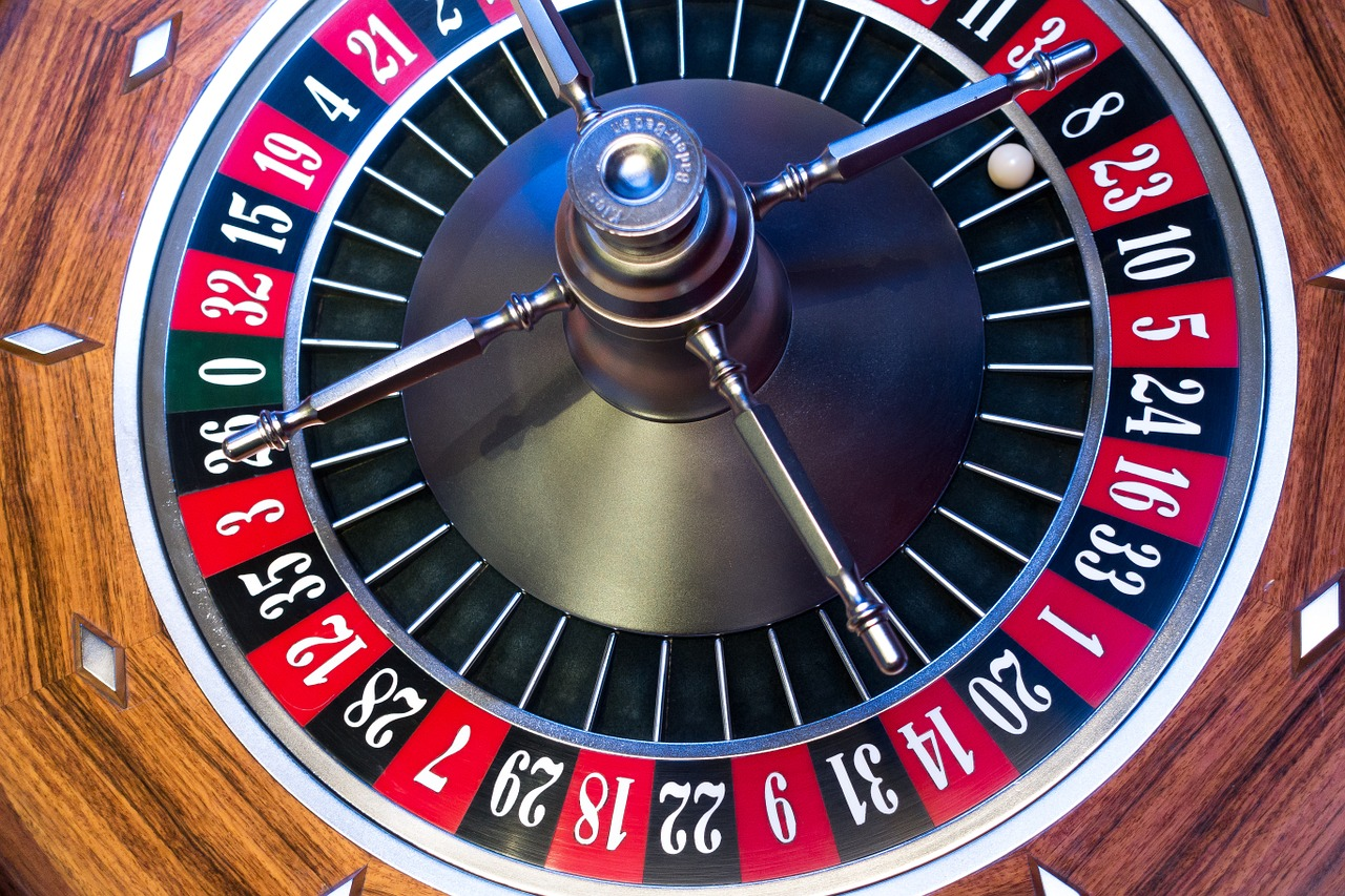 Entertainment voor de future: roulette?